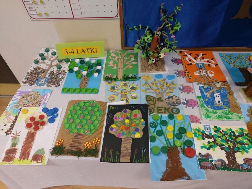 Konkurs ekologiczny wystawa