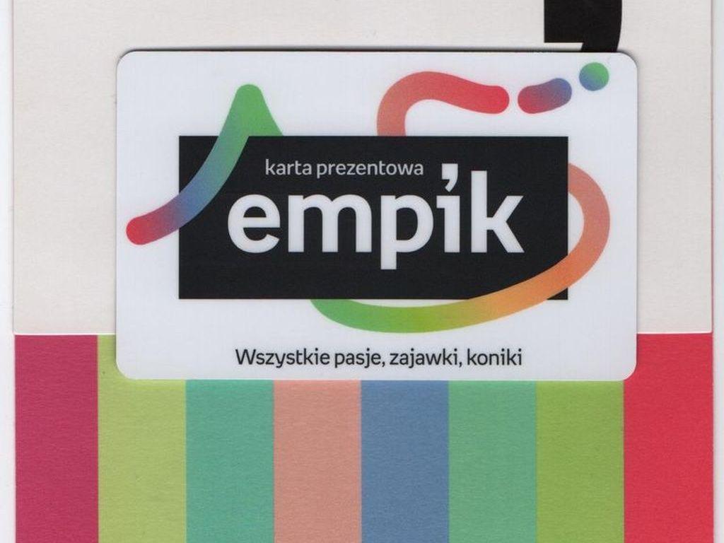 Karta prezentowa Empik