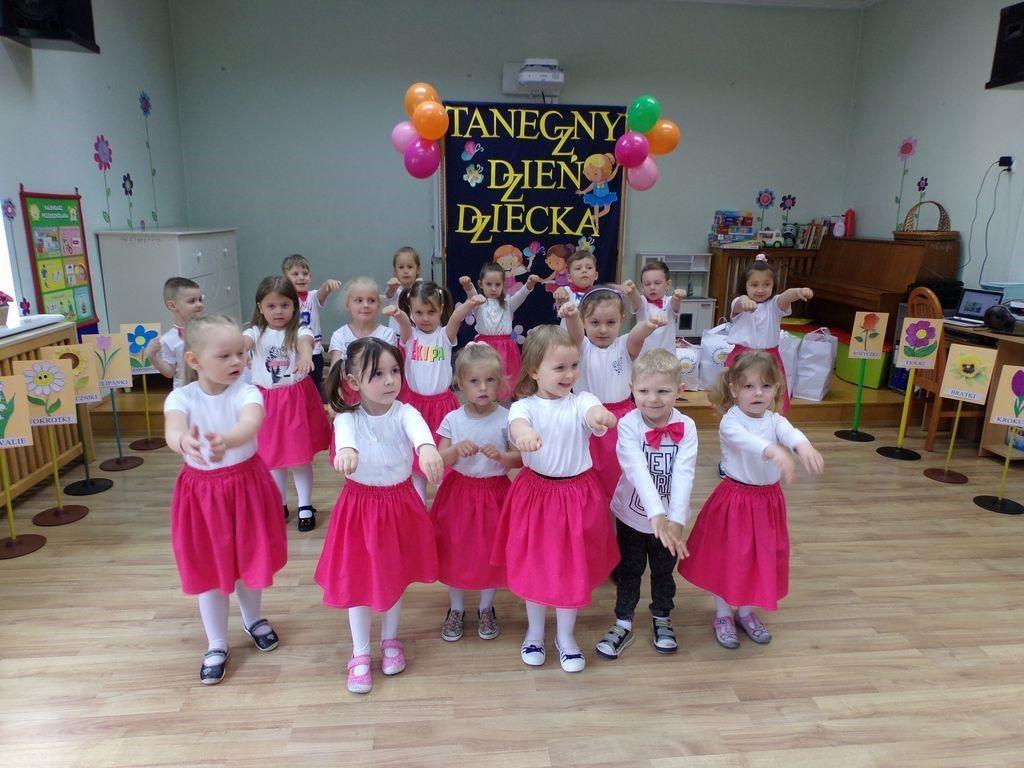 Taniec  grupa Konwalie